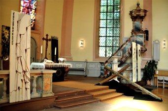 Martinskirche, Luthergemeinde, Dinglingen, Konfirmandenarbeit