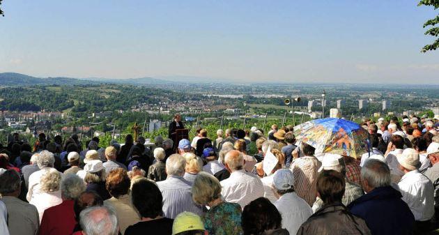 Luthergemeinde, Dinglingen, Schutterlindenberg, Ökumenischer Gottesdienst, Pfingsten