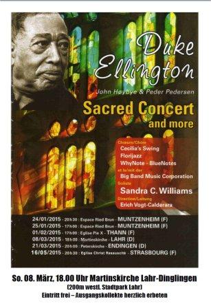 08 Sonder XB1 Sacred Concert 150308 Flyer