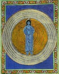 Hildegard von Bingen Trinität