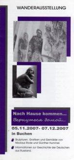 NachHause kommen Reader 2007 BCH mi