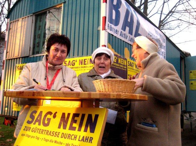 Bürger Aktiv Lahr e.V., Hilda Beck, Integration, Frank-Uwe Kündiger, Luthergemeinde